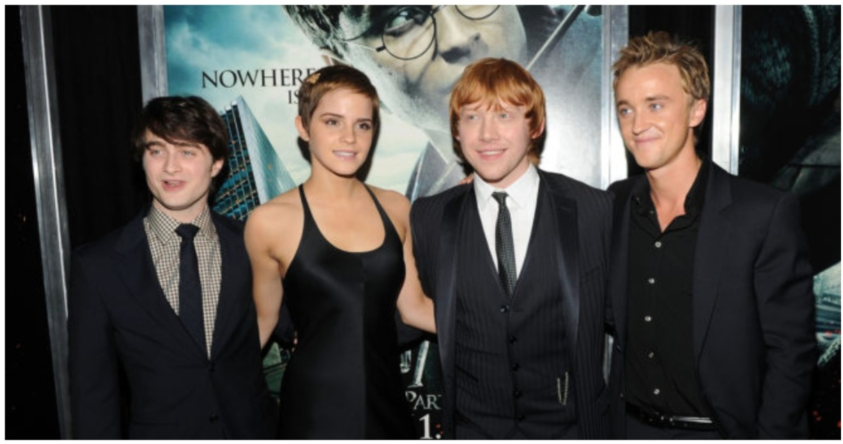Harry Potter Where Are The Big 7 Cast Members Now Courageous Nerd